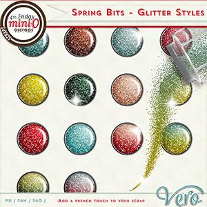 Spring Bits - Glitter Styles