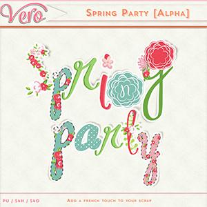 Spring Party - Alpha
