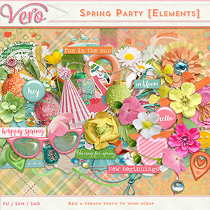 Spring Party - Elements