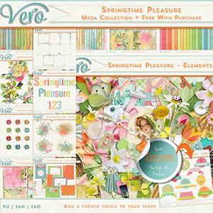 Springtime Pleasure - MEGA collection with FWP