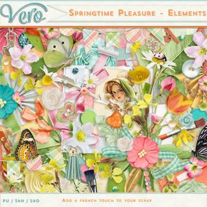 Springtime Pleasure - Elements