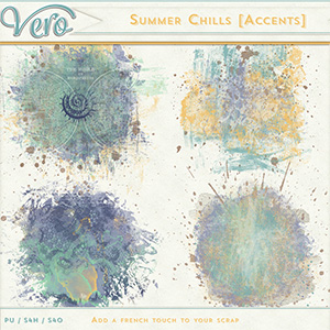 Summer Chills Accents by Vero