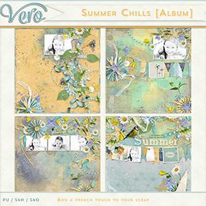 Summer Chills Album by Vero