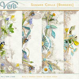 Summer Chills Borders by Vero