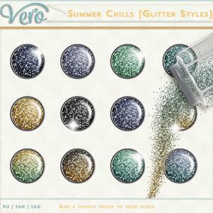 Summer Chills [Glitter Styles]