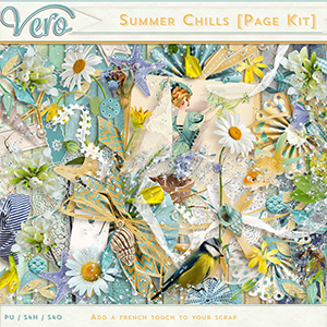 Summer Chills [Page kit]