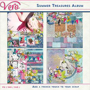 Summer Treasures Album by Vero