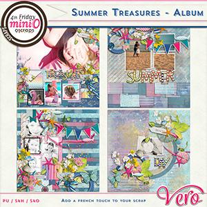 Summer Treasures - Album