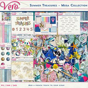 Summer Treasures - collection