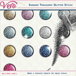 Summer Treasures Glitter Styles by Vero