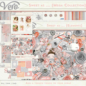 Sweet As ... - MEGA Collection