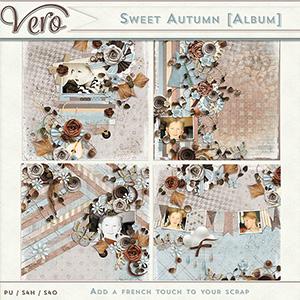 Sweet Autumn Album by Vero