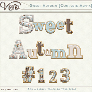 Sweet Autumn Alpha by Vero