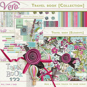 Travel Book [Collection]