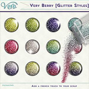 Very Berry - Glitter Styles
