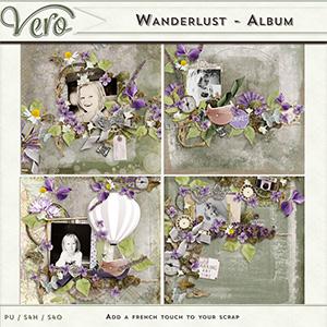 Wanderlust - Album