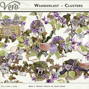 Wanderlust - Clusters
