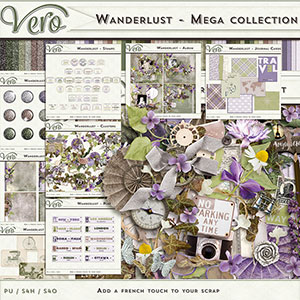 Wanderlust Mega Collection by Vero