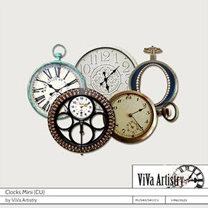 Clocks Mini (CU)