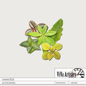 Leaves (CU)