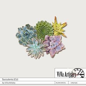 Succulents (CU)