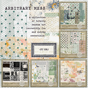 Arbitrary Mess: Collection
