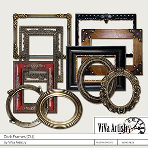 Dark Frames CU