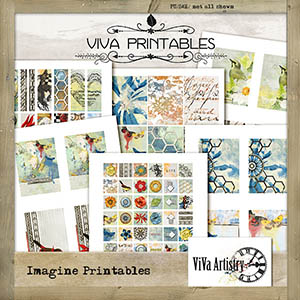 Imagine Printables Collection