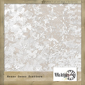 Messo Gesso Scatters