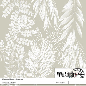 Messo Gesso: Leaves