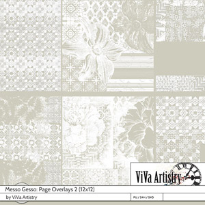 Messo Gesso: Page Overlays 2