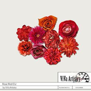 Rose Red CU