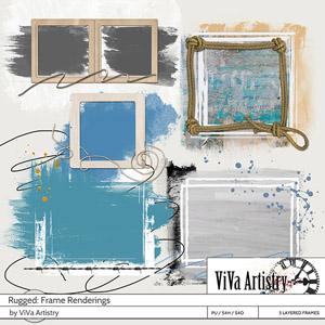 Rugged: Frame Renderings
