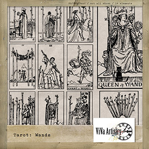 Tarot: Wands