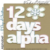 12 Days :: Alphas Two