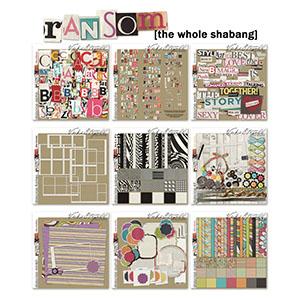 Ransom [the Whole Shabang]