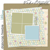 A Touch of Whimsy {freebie}