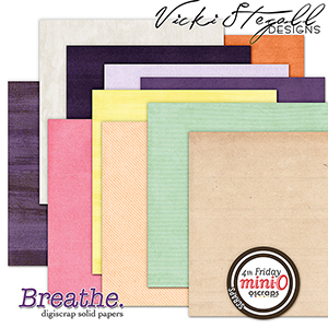 Breathe Solid Papers