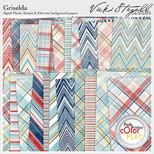 Griselda Plaids Stripes and Chevrons