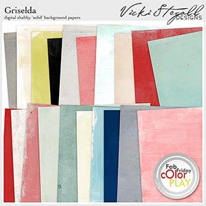 Griselda Shabby Solids