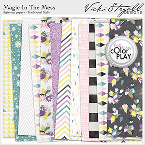 Magic in the Mess Papers