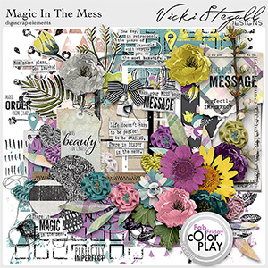 Magic in the Mess Elements