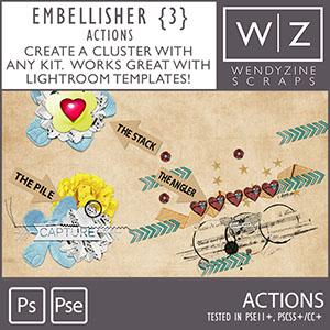 ACTION: Embellisher {3}