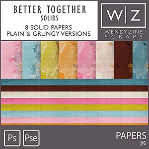 Better Together {Solids}