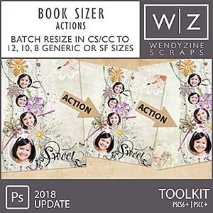 PHOTOBOOK TOOLKIT: Book Sizer 2018
