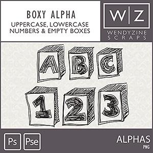 ALPHA: Boxy