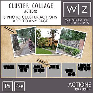 ACTION: Cluster Collages 2018 (v2)