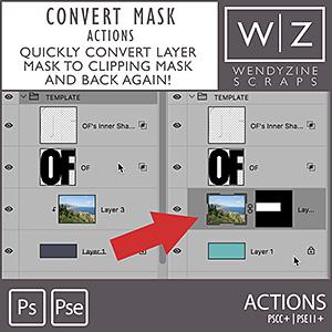 ACTION: Convert Masks