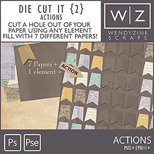 ACTION: Die Cut It {2} v2