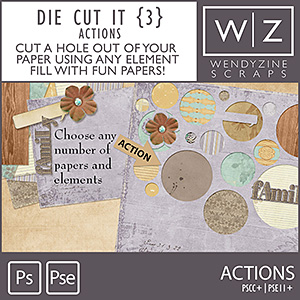ACTION: Die Cut It {3} v2